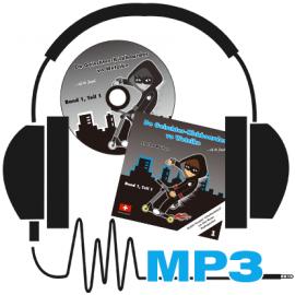 MP3: Der Geisterkickboarder - uf de Jagd, Band 1, Teil 1, Geschichten 1-5