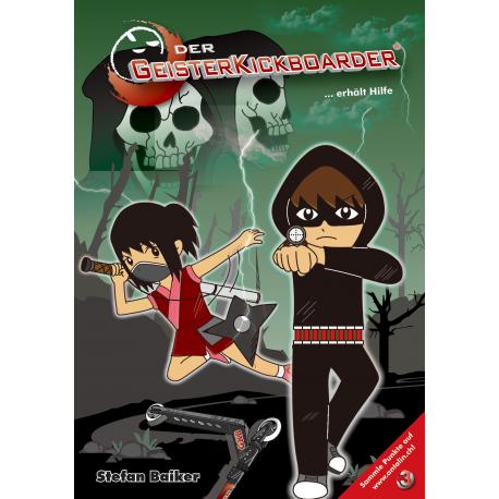 Der Geisterkickboarder - Band 3