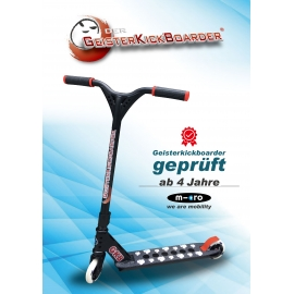 MICRO Scooter MX Trixx 2.0 - Geisterkickboarder Edition