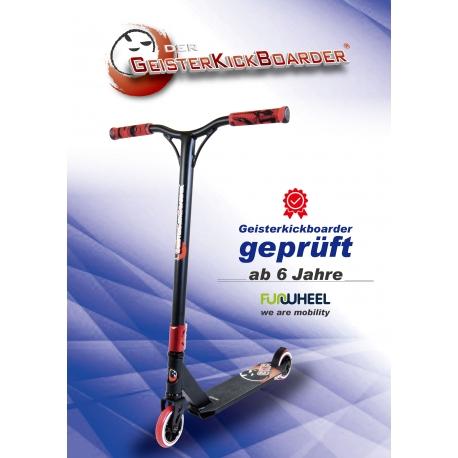 Motion Scooter Geisterkickboarder Edition